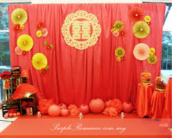 wedding backdrop kl wedding decoration at sjk c chung kwo kl