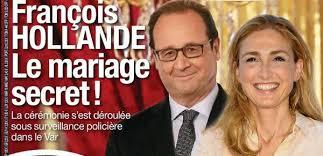 ariane quatrefages photo mariage françois hollande et julie gayet un mariage secret selon