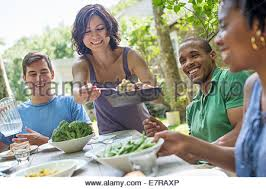 family together outdoors stock photo royalty free