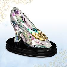 your wdw store disney figure cinderella glass slipper live