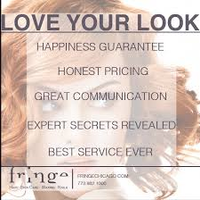 home fringe a salon inc