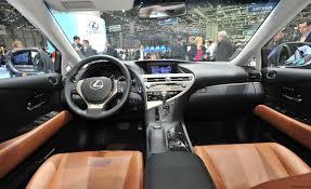 lexus crossover interior 2013 lexus rx interior