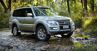 mitsubishi pajero future under a cloud photos 1 of 5