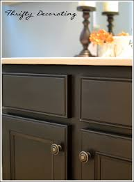 thrifty decorating standard builder u0027s cabinet upgrade with