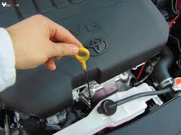 toyota engine oil consumption excessive