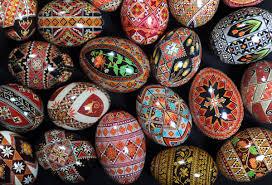 ukrainian easter egg pysanky the of ukrainian easter eggs