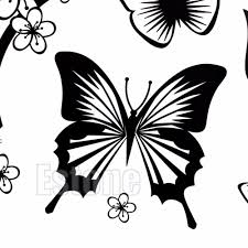 insect car decals car stickers butterfly car decal 16 butterfly aliexpresscom buy set butterfly flower wall art decal vinyl butterfly vinyl decals