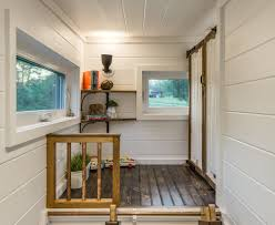 fanciest tiny house escher u0027 tiny house raises the bar for luxury small living curbed