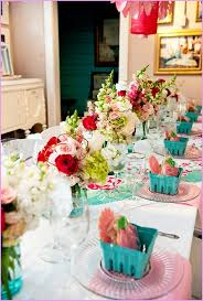 wedding shower table decorations delightful decoration bridal shower table ideas clever design