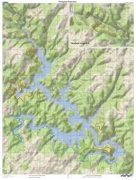 Phoenix Mountain Preserve Map by Mountain Stream Flood Loch Raven Merrymans Trail 31
