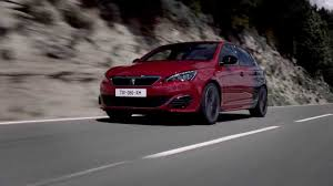 the new peugeot the new peugeot 308 gti 2015 official film youtube