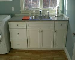 Laundry Room Sinks With Cabinet Lowes Laundry Room Cabinets Tucandela