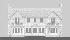 Shingle Style Home Plans Crane Pond Shingle Style Home Plans By David Neff Architect