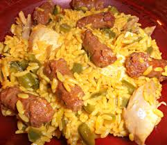 cuisiner les restes de poulet roti riz aux merguez poivrons et reste de poulet roti la cuisine d angelle