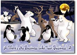 funny christmas cards business holiday cards personalized