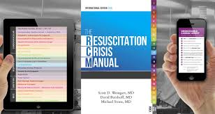 the resuscitation crisis manual rcm authors needed