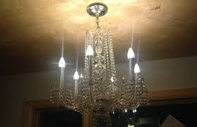 Chandelier Led Lights I Converted My Home To 100 Led Lighting And You Should Too