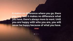 zig ziglar quote u201cit makes no difference where you go there you