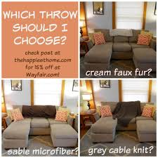 how to choose a couch which throw looks best on my sofa you choose