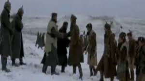 the christmas truce 1914 from oh what a lovely war music old lang
