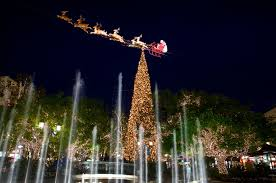 christmas lights los angeles christmas in l a 23 things to do for the holidays purewow