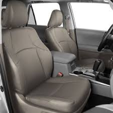 Upholstery Car Seat Toyota 4 Runner 2 Row Sport Sr5 V6 2011 2016 Leather Seat Cover