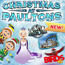 paultons park new for christmas 2017 lost kingdom facebook