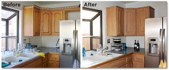 Old Kitchen Cabinet Hinges Painting Old Kitchen Cabinets Before And After U2014 Decor Trends