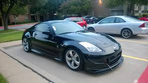 nissan 370z for sale dallas tx fs 2006 350z enthusiast mt 58k magnetic black dallas tx