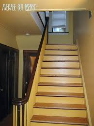 stair case five tips for painting a staircase with before and after photos