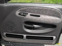1999 dodge ram 1500 doors 1999 dodge ram 1500 slt extended cab agate black door panel photo