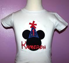 home mickey mouse shirts 1st birthday mickey hat boy shirt