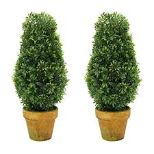 vimi small artificial plants and mini trees decor