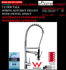 Rating Kitchen Faucets by 100 Watermark Kitchen Faucets Elan Vital 38 Sink Faucet 38