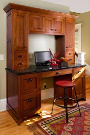 Craftsman Style Computer Desk Good Looking Mission Style Desk Designing Tips With Phone Area Rug