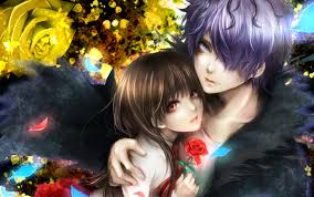 wallpaper anime lovers download hd wallpapers of lovers 3d