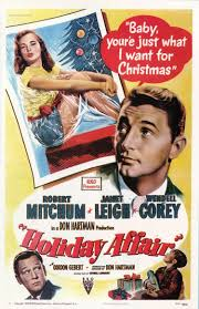 25 days christmas holiday affair 1949 journeys in classic film