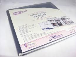 Pioneer Scrapbook Album Flex Hinge Scrapbook Albums Black Cloth Strap Album Westrim