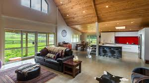 houses barn style homes cottages open plan living pukekohe