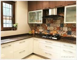 semi modern kitchen indian semi open kitchen designs caruba info
