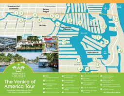 Miami Design District Map by Fort Lauderdale