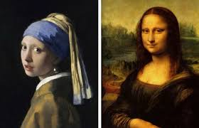 the most famous paintings here are the 35 most famous paintings ever created