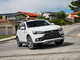 mitsubishi sports car white mitsubishi outlander sport 2016 pictures information u0026 specs