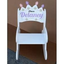 Personalized Kids Sofa Order Personalized Kids Rocking Chairs At Ababy Com Recliner