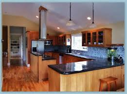 Kitchen Floor Designs by View In Gallery Dark Bamboo Floors In A Bright Kitchen Rollable
