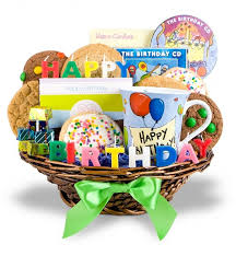 birthday basket happy birthday basket gourmet gift baskets a great gift