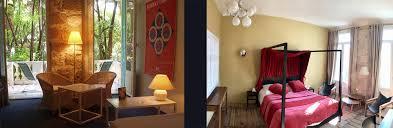 deco chambre cagne chic hôtel chambres d artistes