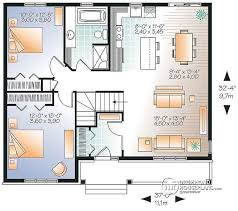 starter home floor plans house plan w3136 detail from drummondhouseplans