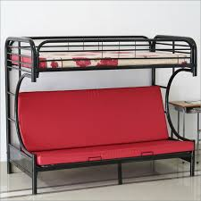 Wood Futon Bunk Bed Bunk Bed With Futon Bonners Furniture