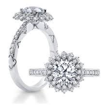 sunflower engagement ring sunflower engagement ring ws298d jewelry